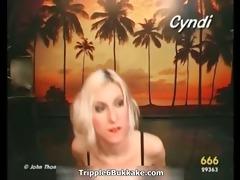 hawt blond slut receives lewd engulfing part5