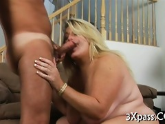 chubby nailed by darksome guy