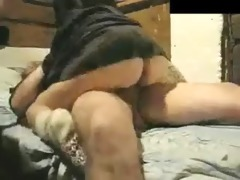 wife riding hard to agonorgasmos