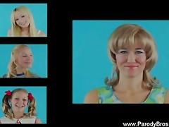 the brady bunch - a parody in xxx