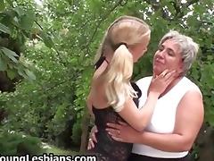 concupiscent older wifes seducing a cute part6