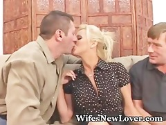 new paramour for wife with twat hubby