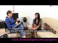 femaleagent. marvelous cam model steals the show