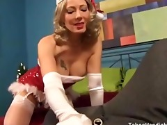 lascivious holiday stepmom seduces me. zoey