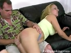 amateur drubbing his blond naughty wife