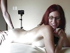 glamorous redhead mother i with big bosom