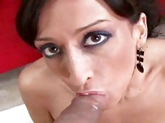 breasty d like to fuck wench is a pov oral job pro