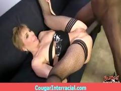 interracial hard gangbang a wicked cougar mother