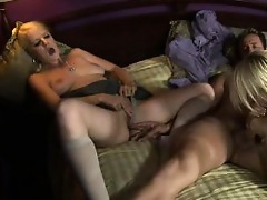 mothers teaching daughters how to engulf jock 54