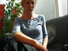 blond mother i acquires her snatch played
