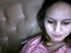 mother i on webcam
