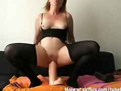 humongous sex tool fuck and fisting slut