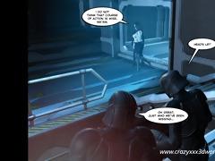 1d comic: vox populi. movie scene 010