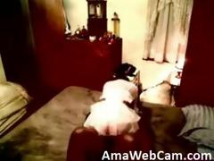 hidden webcam caught my granny having joy with