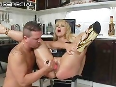 aged mother i receives rectal hole drilled part11