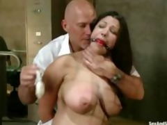 large titty d like to fuck fastened up and anal