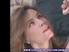 cum swallowing mother i