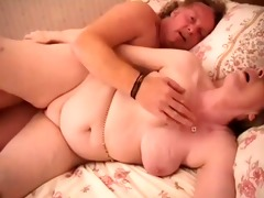 older chubby woman fucking