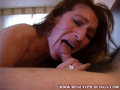 pierced d like to fuck in nylons and boots