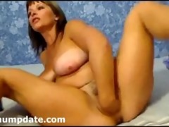 d like to fuck fisting her slit and toying her