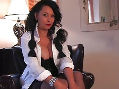 hawt black haired d like to fuck with giant