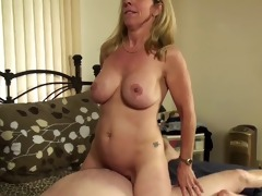 carol cox acquires a biggest creampie