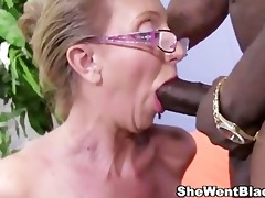 hawt cougar jenna covelli seduces large darksome