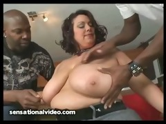 large tit latin babe wife copulates 10 large