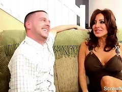 outstanding stepmom blows schlong