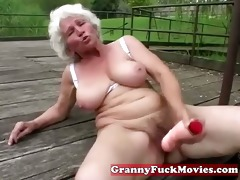 check out this bawdy grandma