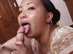 nasty older oriental acquires cumfaced after hawt