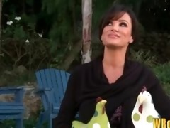 hot d like to fuck lisa ann seduces the pool lad