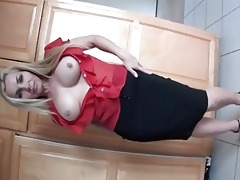 sexy older lisa demarco shows her flawless hawt