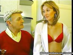 papy seduces neighbors wife