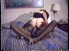 old movie of a wife getting it is