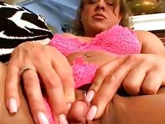 older latina fingers her cum-hole for us