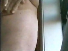 caught mummy fingering with my hidden webcam