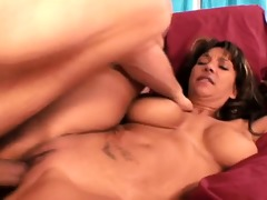 breasty dark brown milf aleana knoxxx acquire