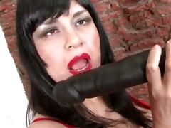 latin chick vida solo masturbation 6