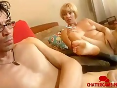 hobo and his wife acquire nude