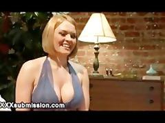 breasty escort milf krissy lynn slavery fucked