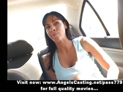 lesbo latin babe d like to fuck and hitchhiker