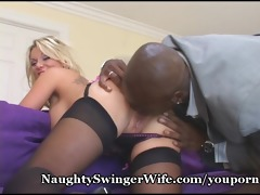 breasty wife acquires her butt eaten out