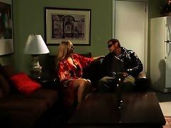 julia ann sucks off terminator in porn parody