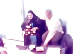 older arab prostitute satisfies her customer