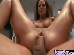 large soaked gazoo doxy gal acquire anal screwed