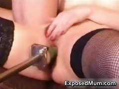 non-professional housewife likes being boned part0