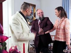 stephani married a very slaver lad