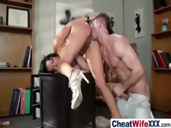 bitch adultery hawt wife receive hardcore drilled
