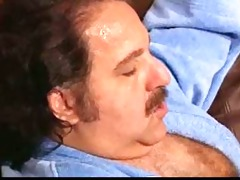 tabitha stevens invites ron jeremy at her place